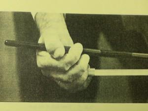 ルートヴィヒ・シュトライヒャー著『コントラバス奏法』より
