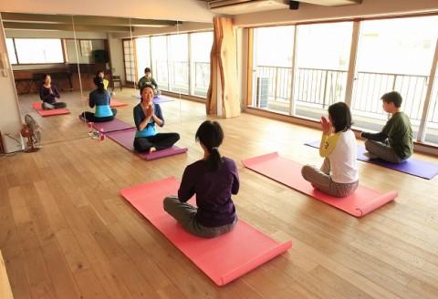 Morning Yoga(朝ヨガ)