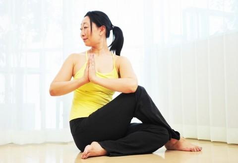 Life Balance with Yoga!